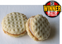 Sweet Constructions' award winning sandwich cookies - SF Weekly Best of San Francisco 2011
