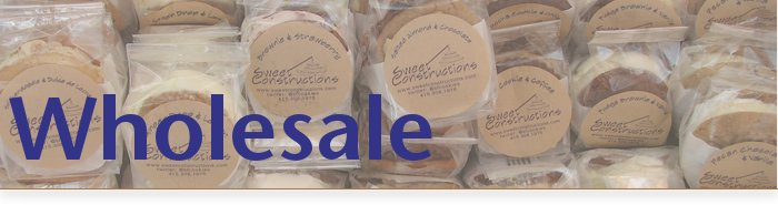 Cookie Wholesale Page Title
